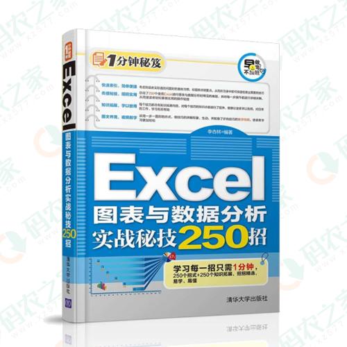 Excel图表与数据分析实战秘技250招 pdf