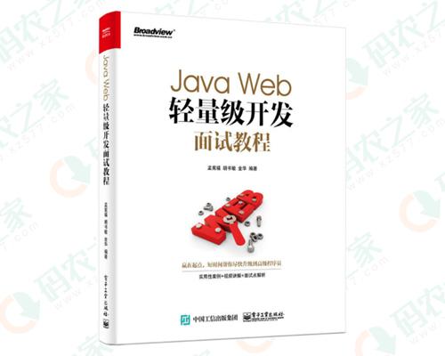 Java Web轻量级开发面试教程 PDF
