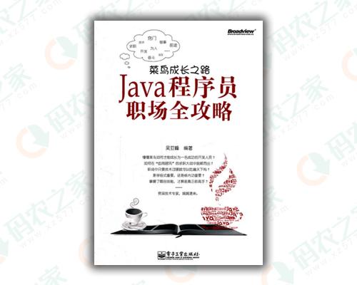 菜鸟成长之路:Java程序员职场全攻略 PDF
