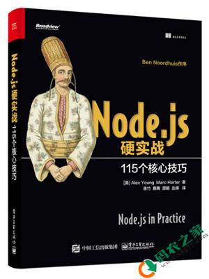 Node.js硬实战:115个核心技巧 PDF