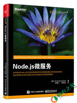 Node.js微服务 PDF