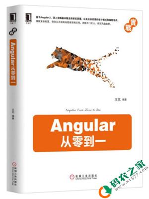 Angular从零到一 PDF
