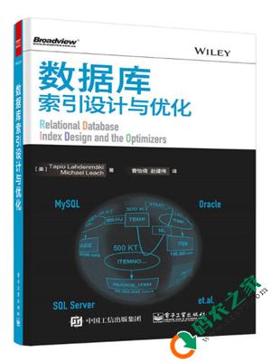 数据库索引设计与优化 PDF